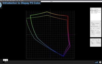 Display P3 Color Space and Color Management